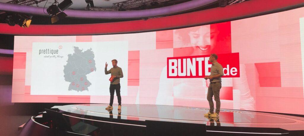 Bunte.de Keynote @ dmexco 2018