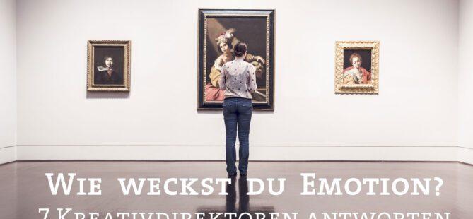 Creative Director Emotionen wecken Events