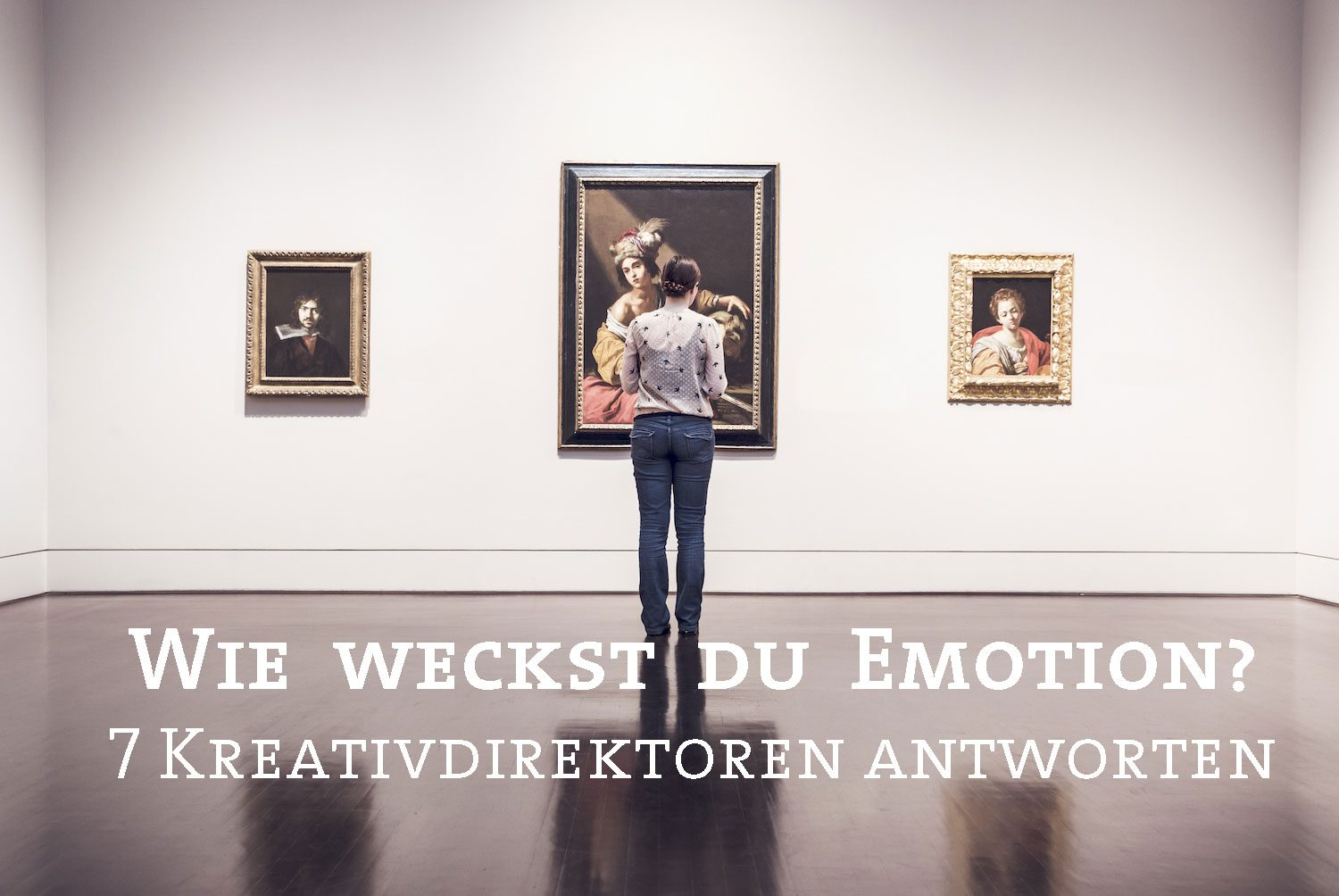 Creative Director Emotionen wecken Events