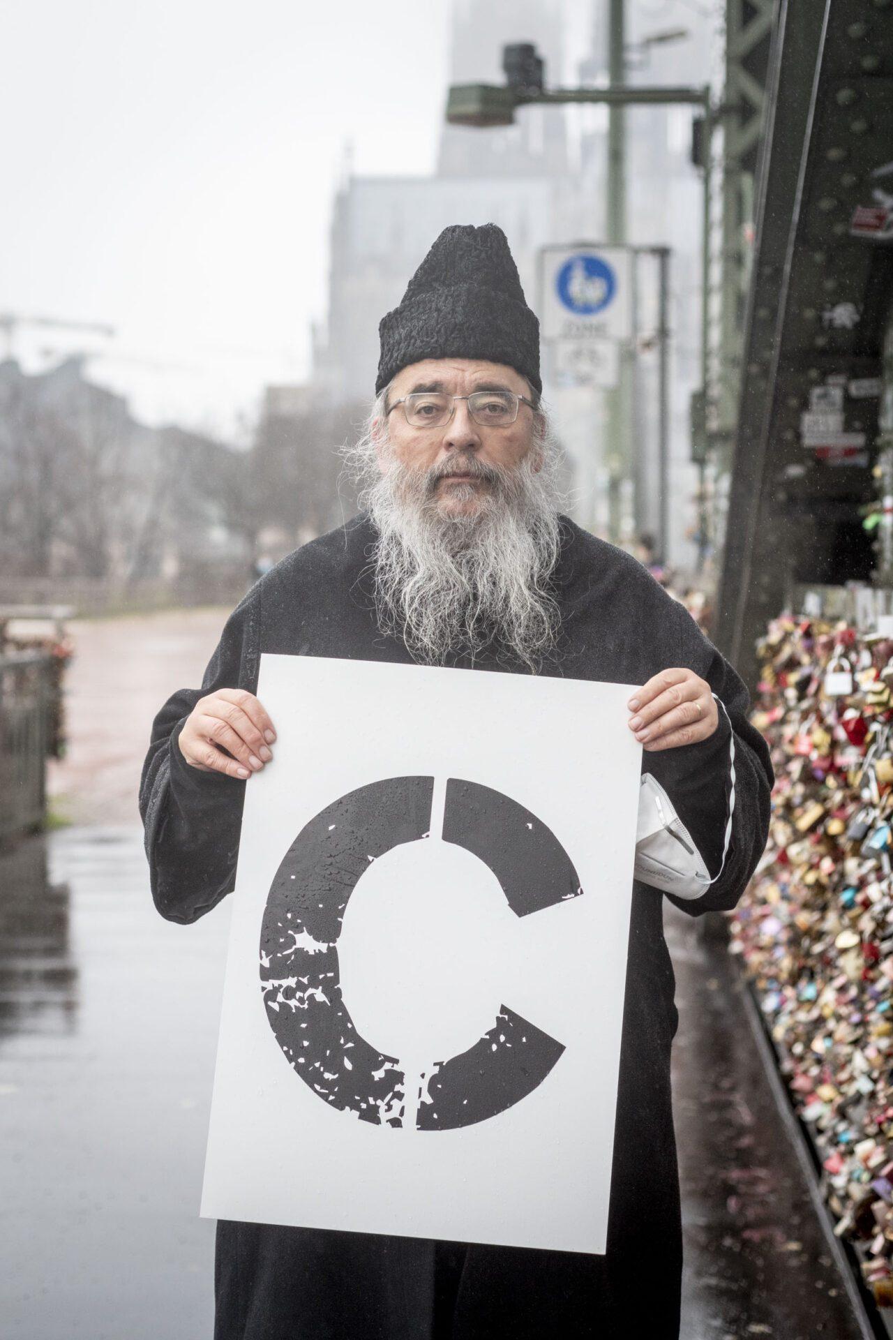 EinfachNurMenschSein Erzpriester Constantin Miro 27 Januar 2021