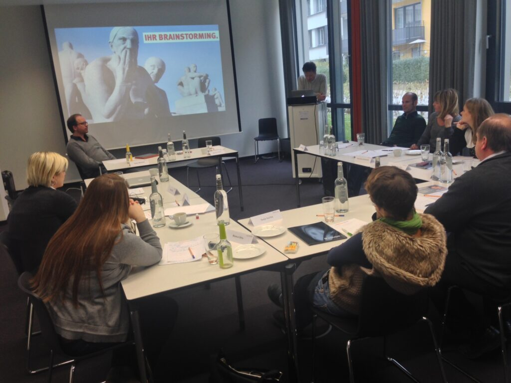 Weiterbildung Eventmanagement // MasterClass Eventkonzeption