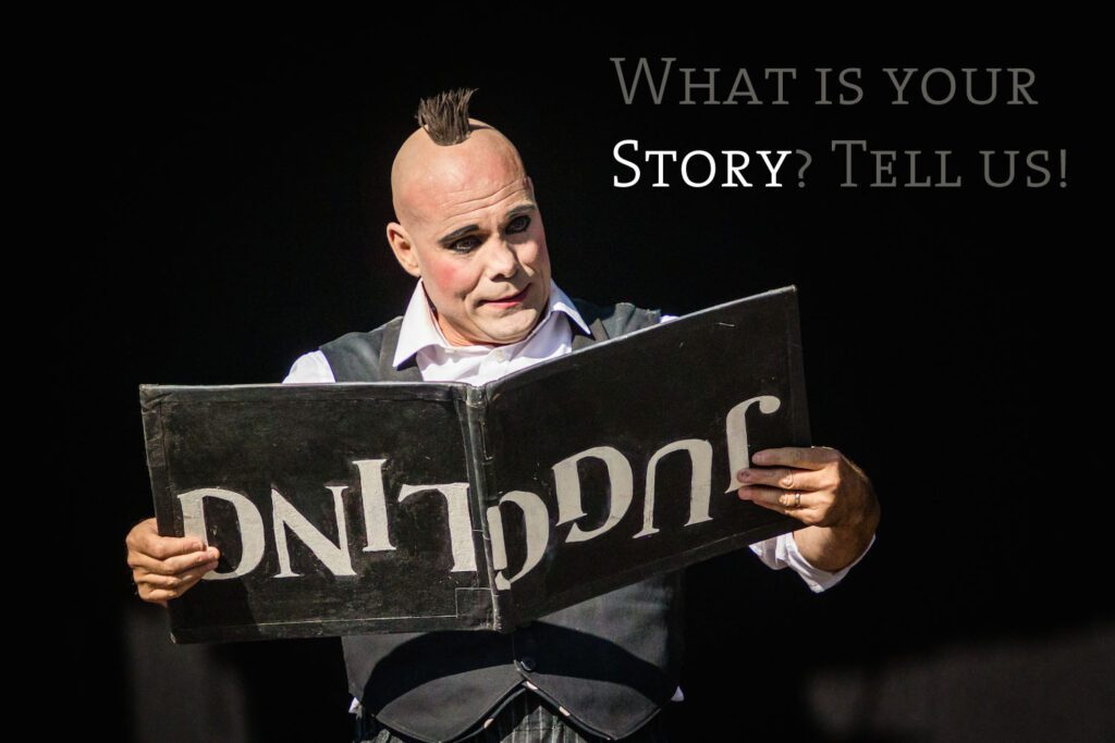 Heldenreise Storytelling nach Christoph Vogler