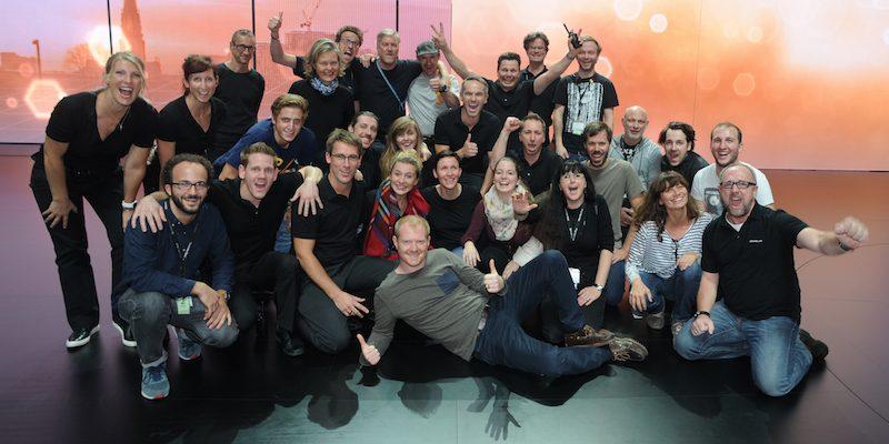 Teamkommunikation IAA Team 2015 Atelier Markgraph