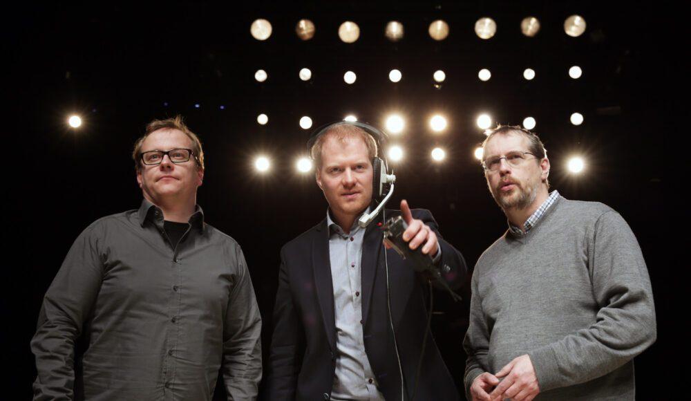 Lichtdesigner Florian Schreiter - Eventregisseur Chris Cuhls