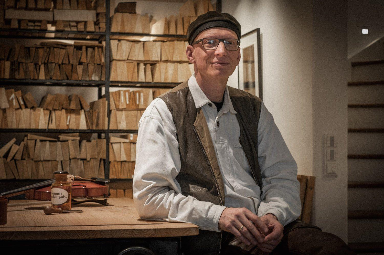 Martin Schleske Geigenbauer Schriftsteller