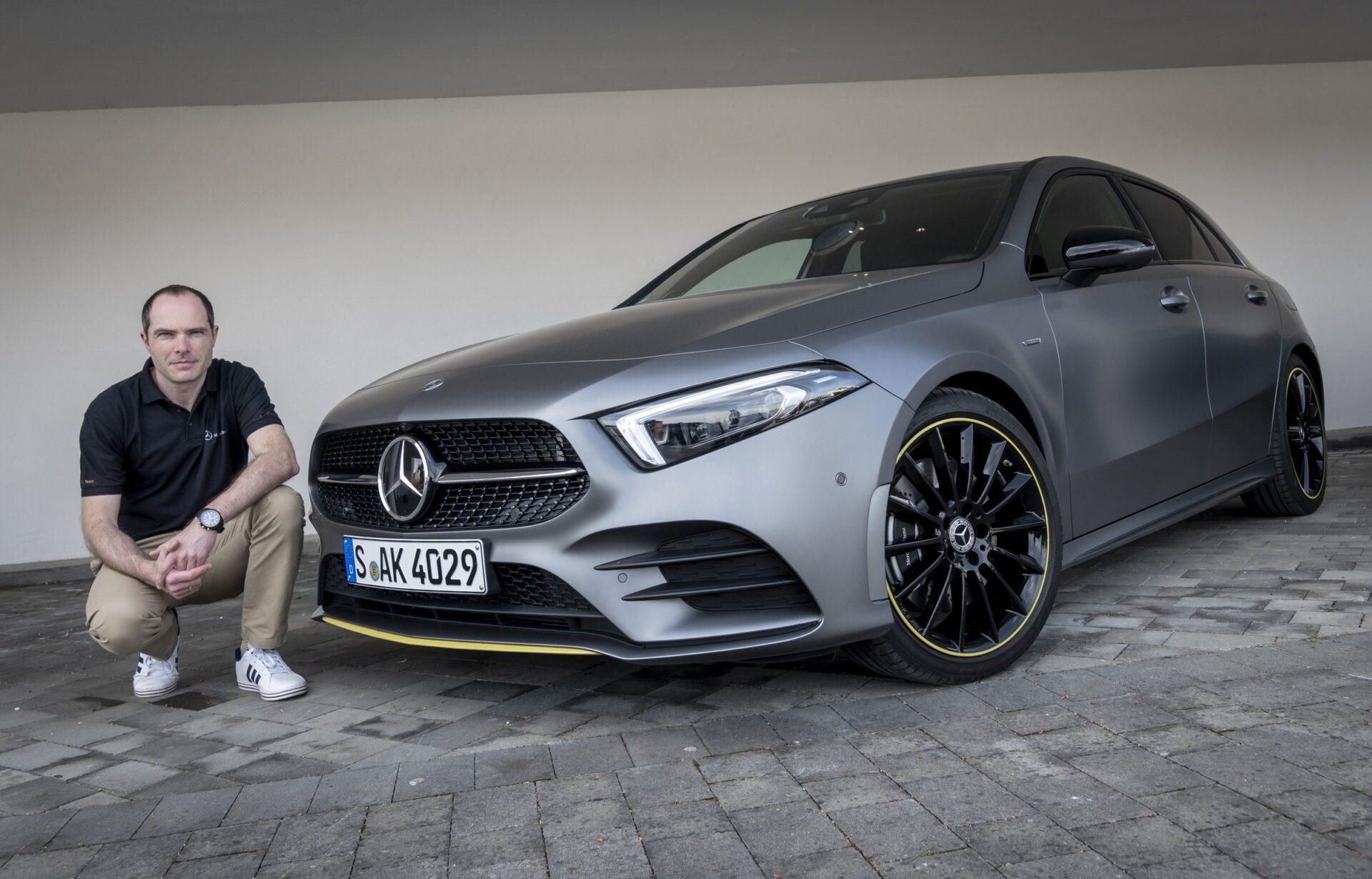 Robert Lesnik Exterior Designer Sehen Mercedes-Benz