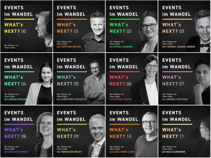 Whats next? - Events im Wandel Staffel 1