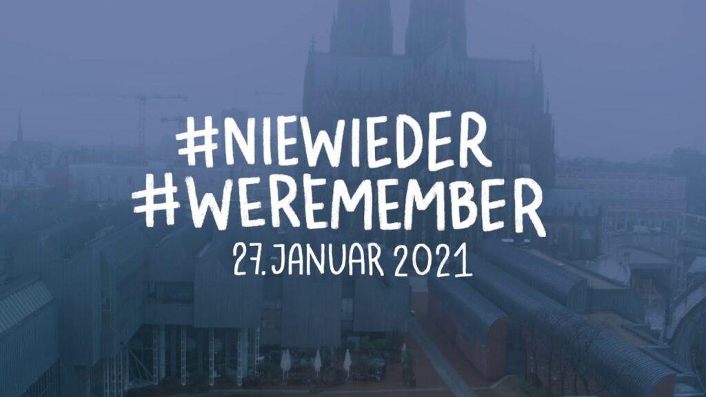 EinfachNurMenschSein > 27. Januar 2021 < Köln