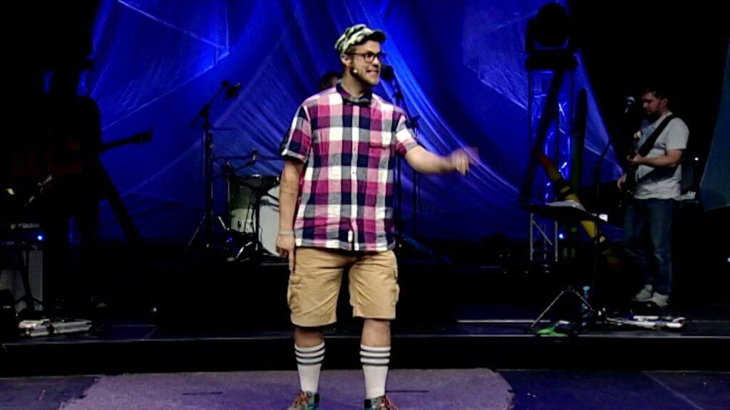Opening Video Spaß & Humor - von der Kirche lernen